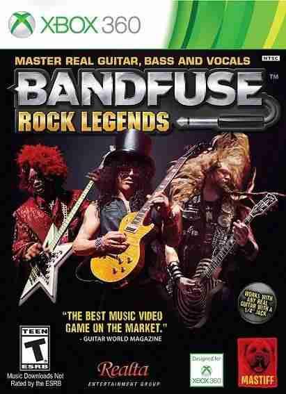 Descargar BandFuse Rock Legends [MULTI][USA][XDG2][iMARS] por Torrent